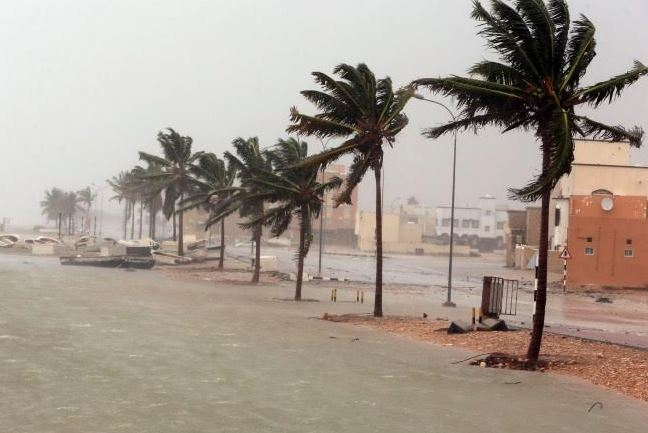 VIDEO: 12-year-old girl killed as cyclone lashed Oman's coastal areas