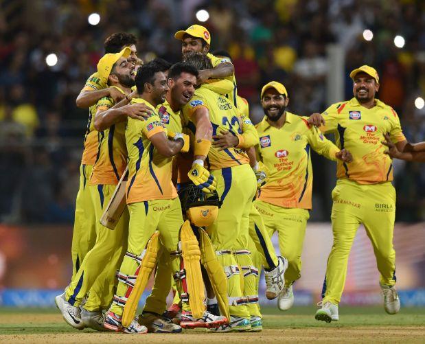 Watson's unbeaten ton hands Chennai third IPL title