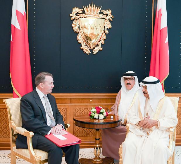 UK hails Bahrain's investment potential