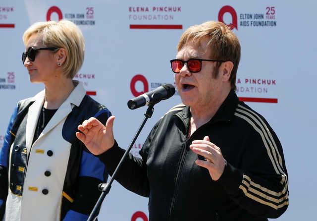 Elton John says Ireland abortion vote shows mindsets can change
