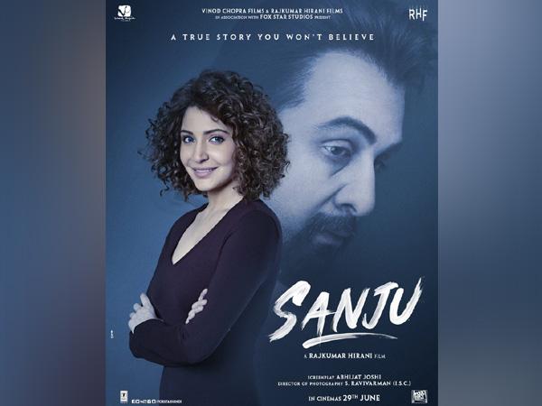 'Sanju' new poster reveals Anushka Sharma's look
