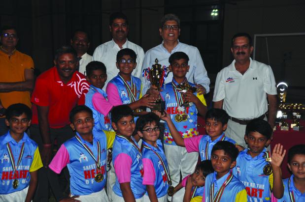 Alba-CBA Invitation: Alba Red teams lift cricket titles