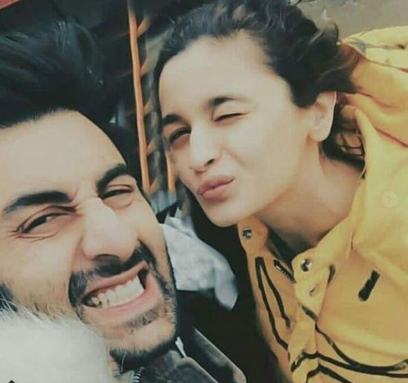 Ranbir Kapoor admits to dating Alia Bhatt, says it's 'really new'