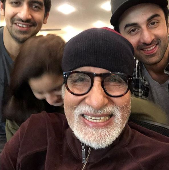 Amitabh Bachchan: Prepping up for 'Brahmastra' quite remarkable