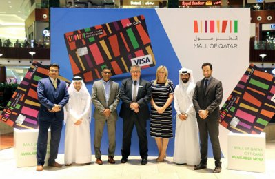 Mall of Qatar launches country's first mall gift card