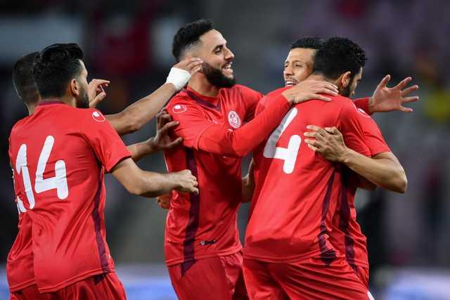 Tunisian team break Ramadan fast on the field during World Cup warm-ups
