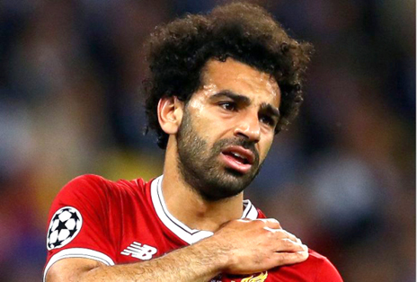 Mohamed Salah named in final Egypt World Cup squad