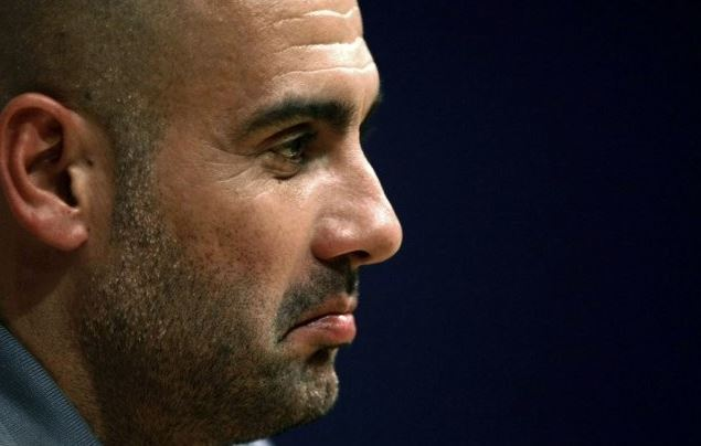 Guardiola handed two-match Champions League ban