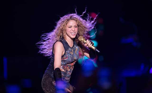 'What a moment!' Shakira embarks on El Dorado World Tour