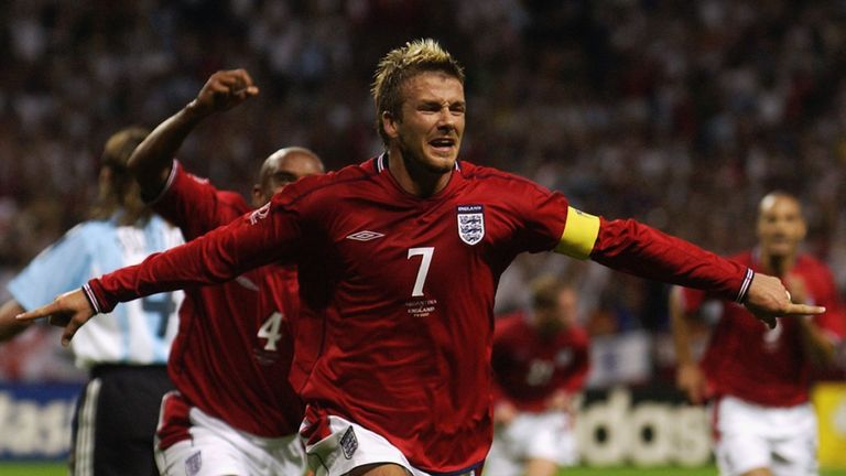 Beckham backs North America World Cup bid