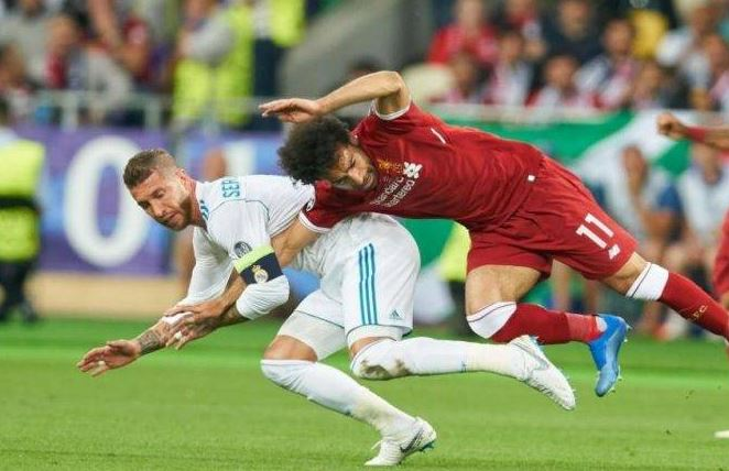 'Water Lord' or karate master? Chinese joust over Sergio Ramos