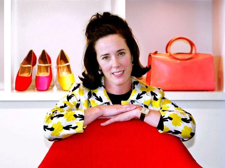 US designer Kate Spade found dead at 55