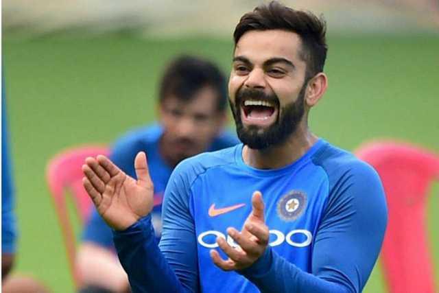 Kohli wins Indian cricketer of the year award
