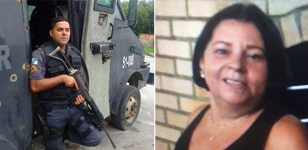 Rio mother dies on learning of policeman son's death