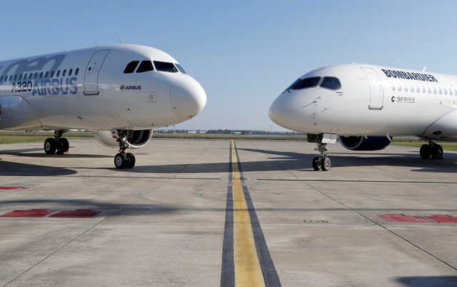 Airbus wins rescue deal for Bombardier CSeries
