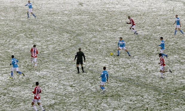 Premier League teams to have weekend off in February