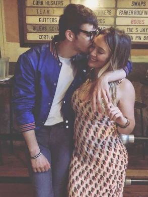 Hilary Duff, boyfriend expecting 'little princess'