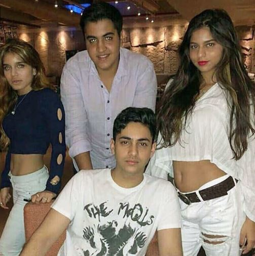Celebs: PHOTOS: Up-and-coming star daughter of Shah Rukh Khan turns 18