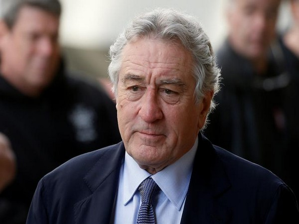Robert De Niro uses F-bomb about Trump on live TV
