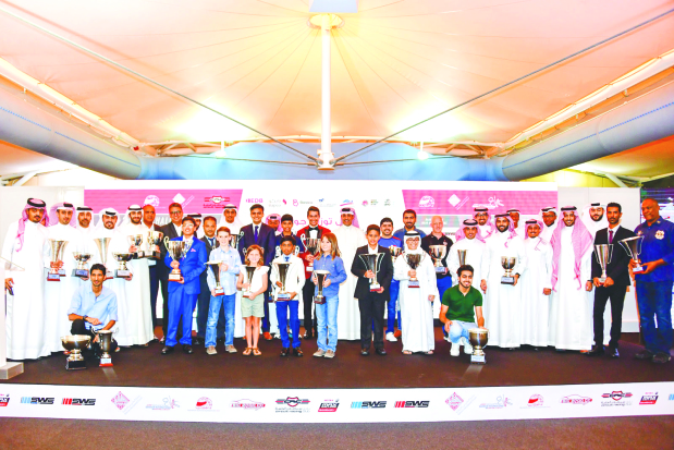 BIC honours 2,000cc and karting champions
