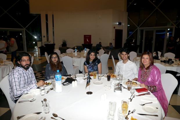 <p>Guests at theghabga.</p>