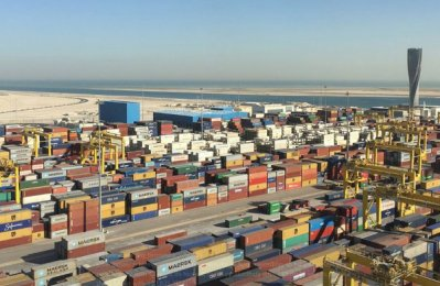QTerminals at top EU container supply chain event