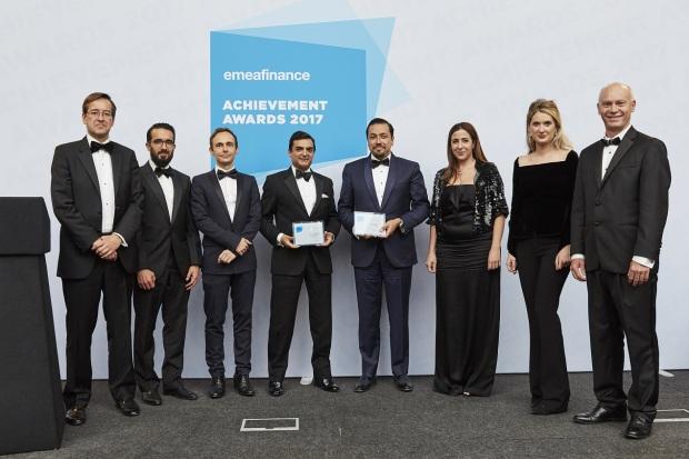 Investcorp wins four international awards