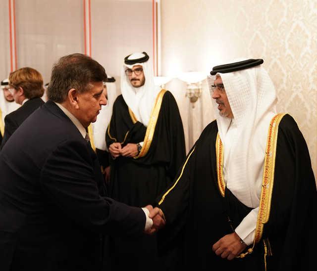 Bahrain News: PHOTOS: Jordan offers condolences