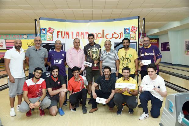 Falah clinches bowling crown