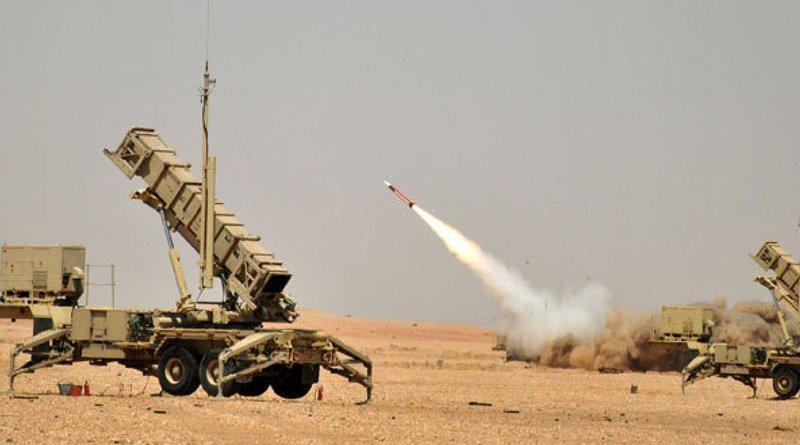 Saudi air defence intercepts Jazan-bound missile