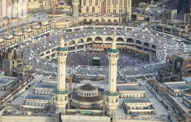 Identity of Asian who committed suicide in Mecca revealed