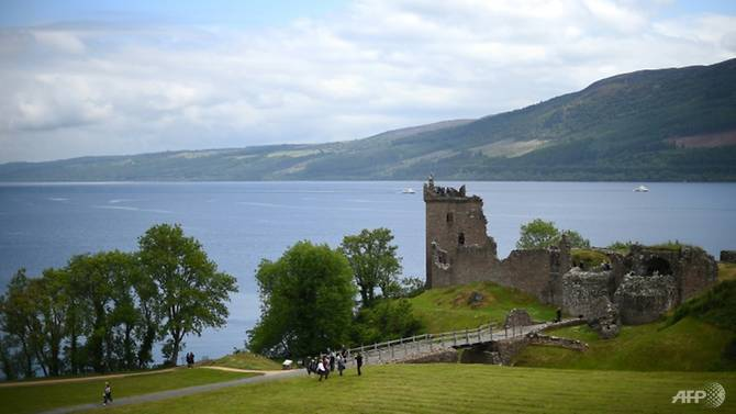 Scientist launches hunt for Loch Ness 'monster DNA'