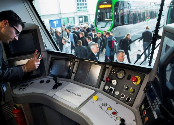 Siemens to build new London Tube trains