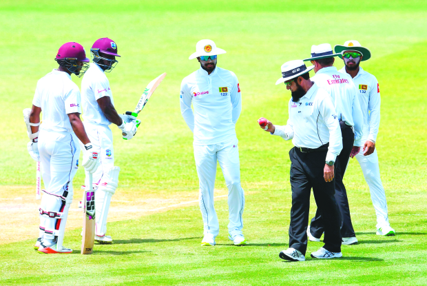 Chandimal charged for 'ball-tampering'