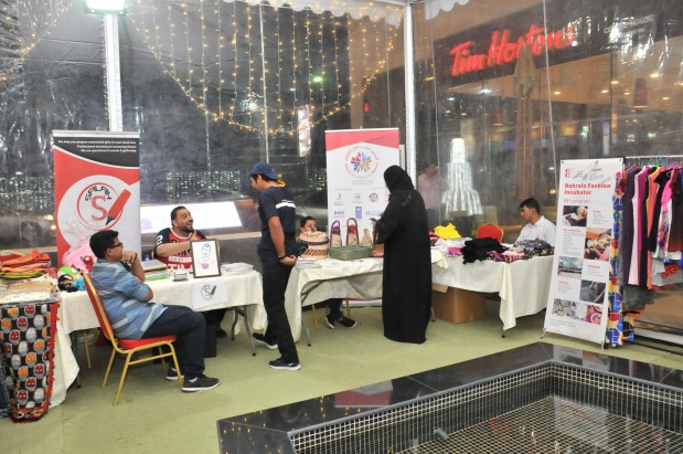 <p>TRADITIONAL Bahraini crafts and zari embroidery were featured at an entrepreneur's market at the Galleria Mall, Zinj.</p><p>The two-day Eid Pop-Up bazaar also showcased trendy jewellery, food fashion, floral decor and accessories from Bahraini start-up owners.</p><p>It was jointly organised by the UN Industrial Development Organisation's Investment and Technology Promotion Office (Unido-ITPO) and the Arab International Centre for Entrepreneurship and Investment.</p><p>Present were Unido-ITPO head Dr Hashim Hussein, Bahrain Businesswomen Society president Ahlam Janahi and Bahrain Chamber of Commerce and Industry board member Batool Dadabai, among others. The event featured interactive family fun activities including henna and face-painting, children's snap classes on decorating macaroons and cupcakes, a stilt walker, balloon twister and a bouncy castle.</p><p>Above, the bazaar showcased trendy jewellery, food fashion, floral decor and accessories</p>