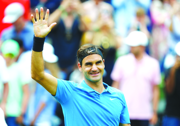 Federer claims 98th ATP crown