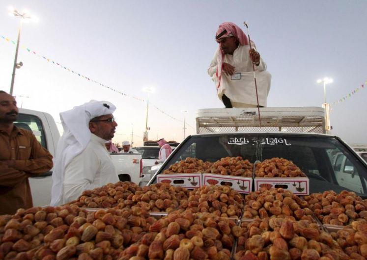 Most Saudi dates safe for consumption