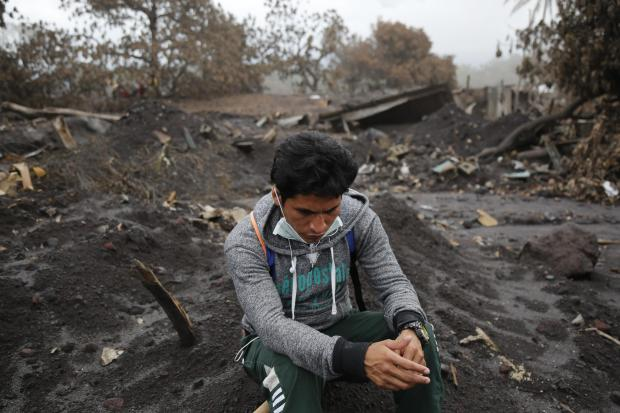 Guatemala volcano search called off with nearly 200 unaccounted for