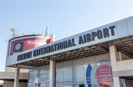 Air traffic back to normal at Kuwait airport