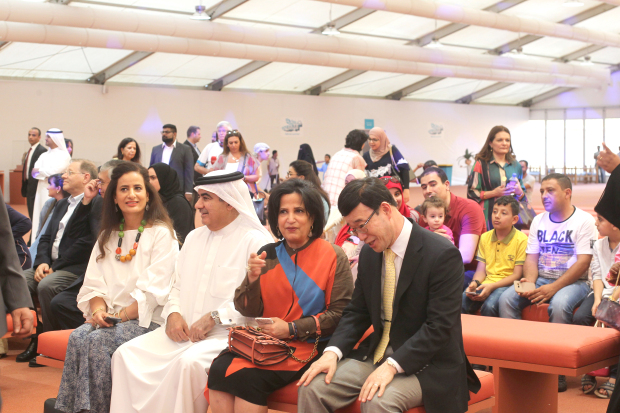 Bahrain News: IN PICTURES: Taste of tradition at Summer Festival