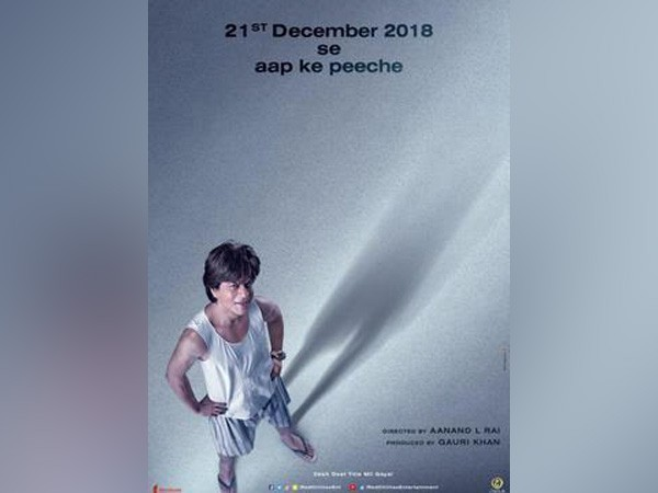 SRK shoots for 'Zero's climax in US