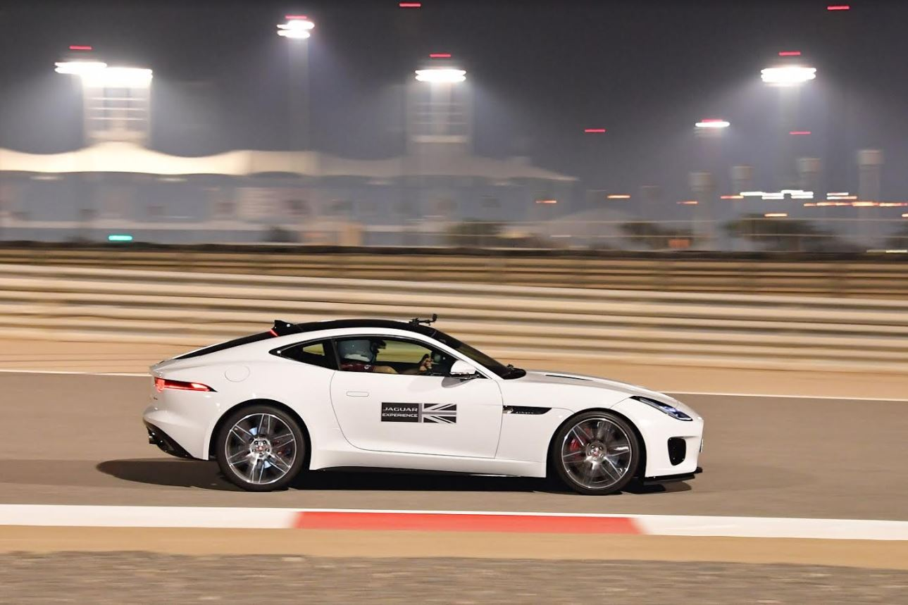 Jaguar Experience Centre Drive Event garners enormous success