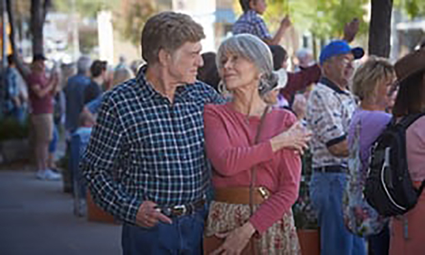 Fonda-Redford magic on screen