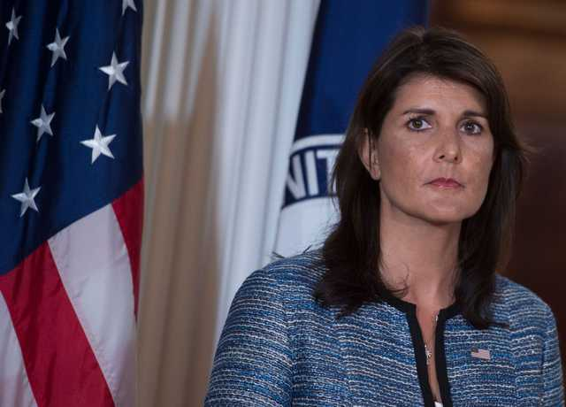 US pulls out of rights council