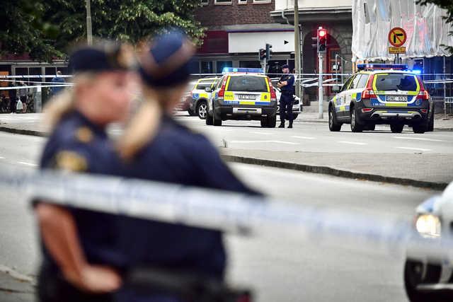 Three dead in gang shooting in Sweden