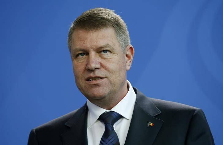 Romanian president sounds alarm over penal code changes