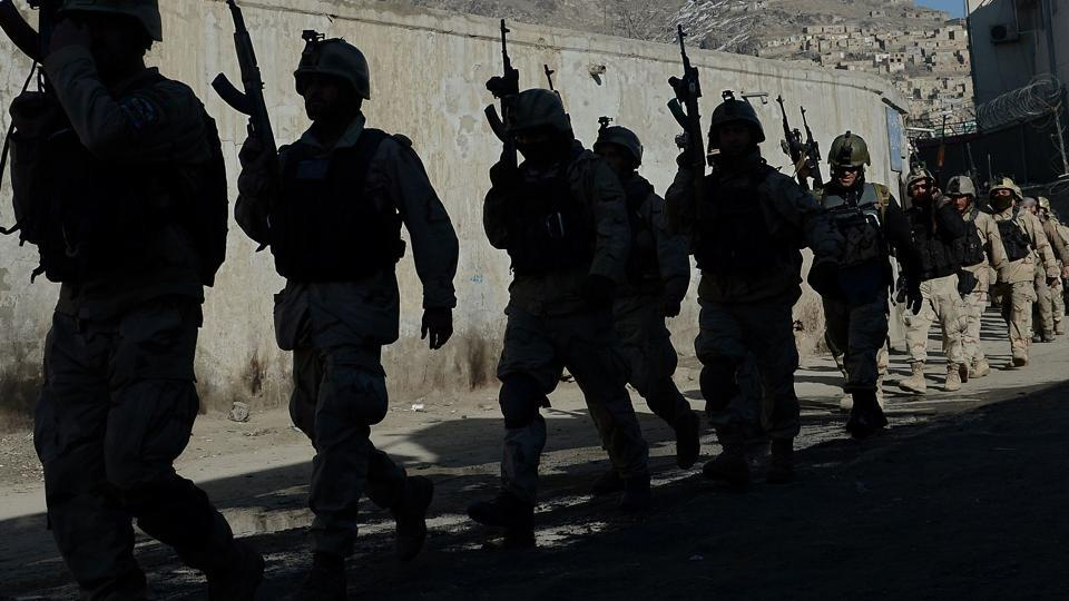 Taliban kill 30 Afghan soldiers in first major attack since ceasefire