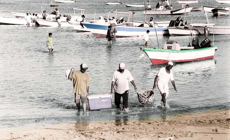 Fishermen protest reduction in permits
