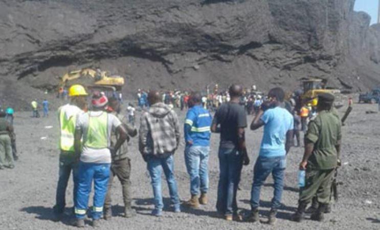 Ten killed in collapse at Zambian copper mining dump
