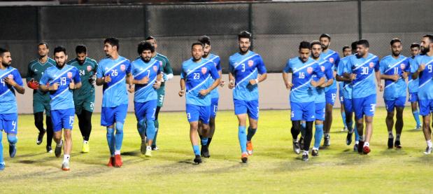 Bahrain national team set for friendly clashes